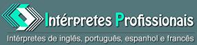 Interpretes Profissionais Logotipo