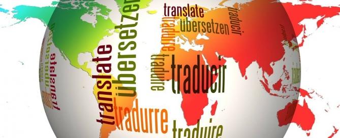 Ilustração sobre serviço de tradução simultânea em Porto Alegre - Intérpretes