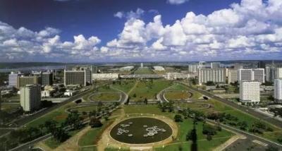 Foto de Brasília divulgação empresa de tradução simultânea