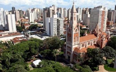 Foto da cidade de Ribeirão Preto para contratar intérpretes